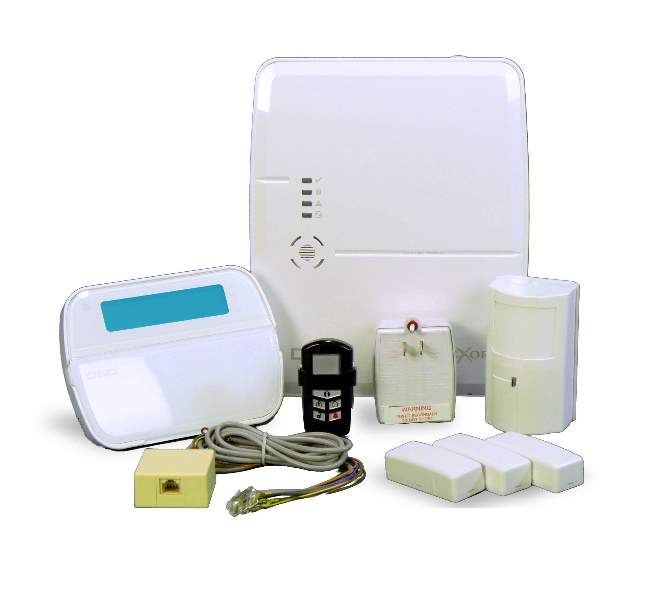 Ασύρματο σύστημα ασφαλείας 868MHz