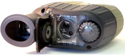 Θερμική, αδιάβροχη, αντικραδασμική κάμερα
